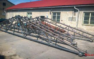 Prístrešok na uskladnenie slamy – Nitra