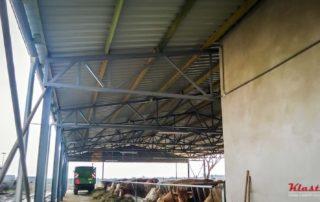 Prístrešok pre hovädzí dobytok – Veškovce, Veľké Kapušany