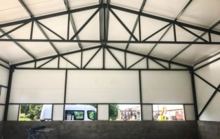 Výrobná hala s administratívou – Ružindol, Trnava